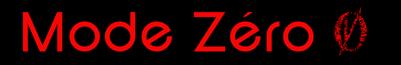 MODE ZÉRO – Kizomba