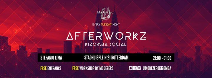 Mode Zéro Tuesday Afterworkz Kizomba Social